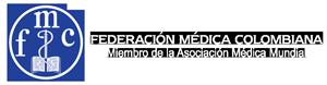 Federación Médica Colombiana Logo