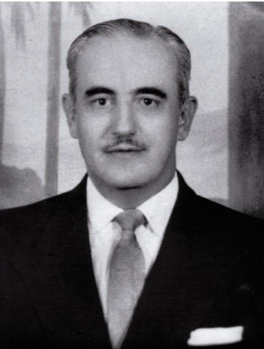 Dr. Alfonso Jaramillo Arango