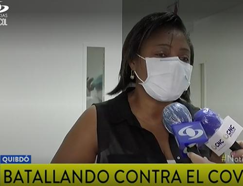 """""""Qué pasa con el gobierno"""": desesperado grito de enfermera en Quibdó ante falta de insumos para el COVID-19"""