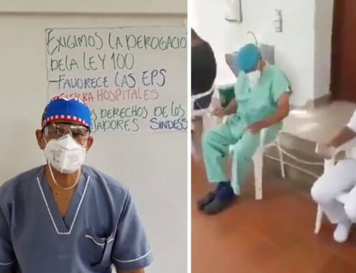 Médicos no dan más: huelga de hambre en hospital del Cesar