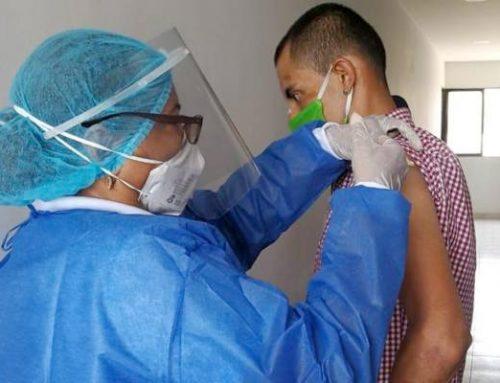 Antes del segundo semestre de 2021 no se iniciaría la vacunación contra la COVID-19