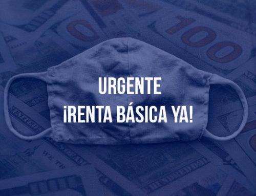 URGENTE Congresistas y sociedad civil exigen al Presidente Iván Duque ¡Renta Básica Ya!