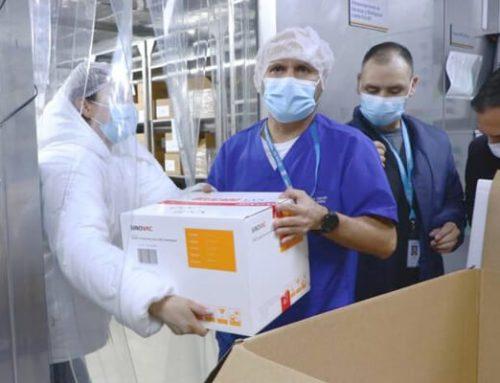 ¿En qué consiste bloqueo epidemiológico en Amazonas con vacuna de Sinovac?