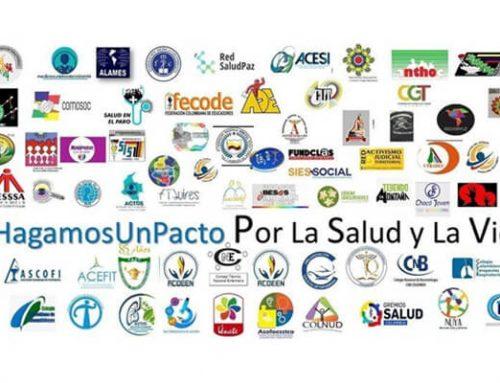 Pacto por la Salud y la Vida de los Colombianos-as