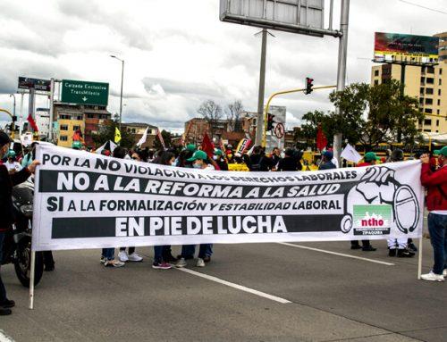 Movilización por los derechos y la vida