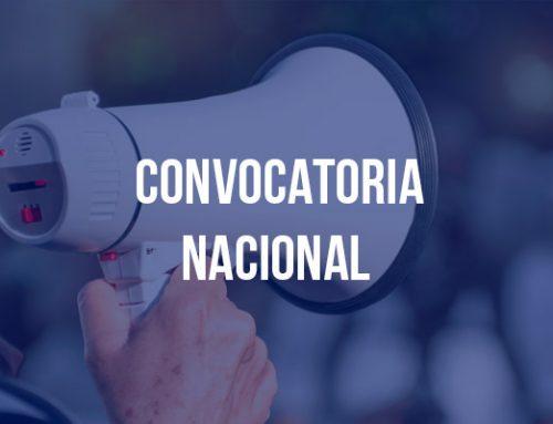 Convocatoria Nacional